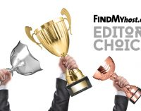 FindMyHost Releases July 2019 Editors' Choice Awards