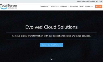 Total Server Solutions Achieves VMware Cloud Verified Status