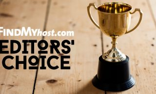 FindMyHost Releases April 2020 Editors' Choice Awards