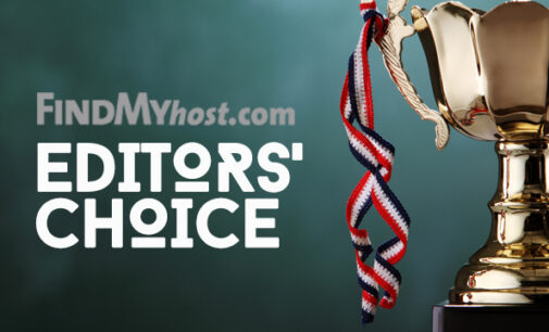 FindMyHost Releases July 2021 Editors' Choice Awards